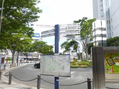 汐入駅付近 2014 5・12