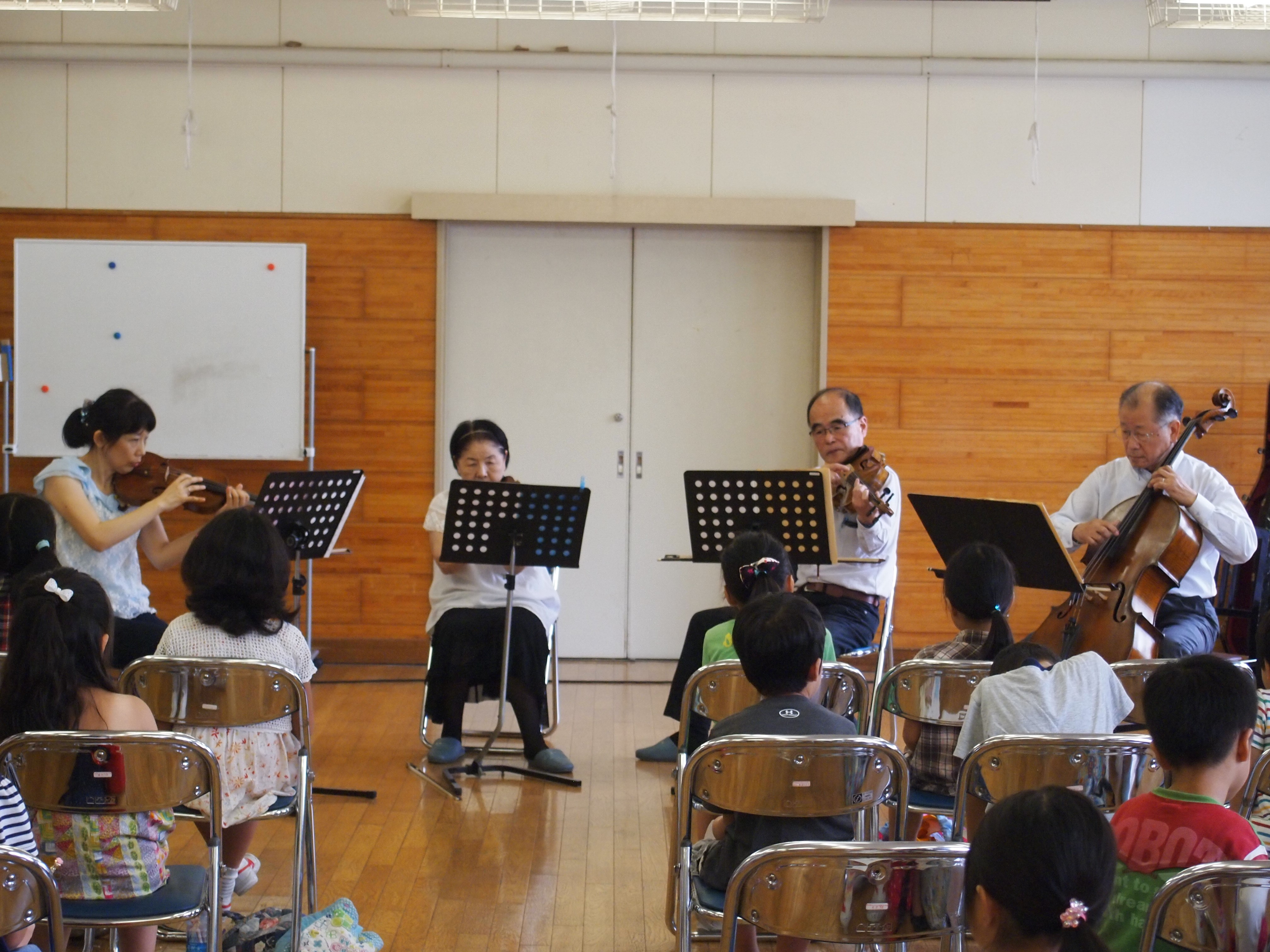 201407小学校夏休みコンサート
