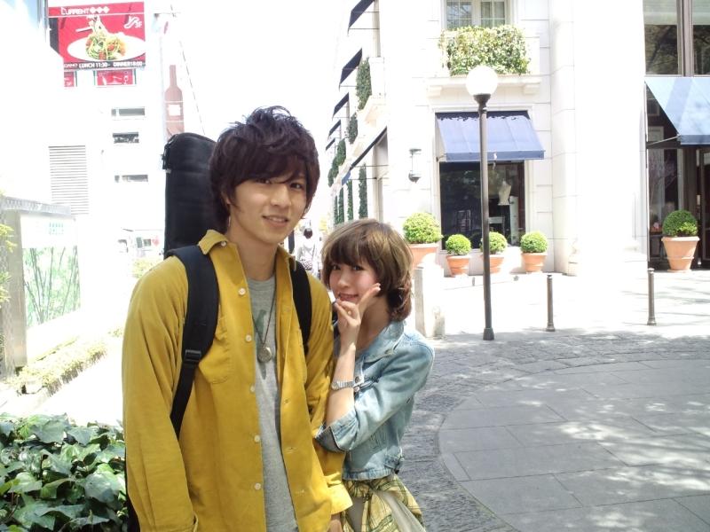 吉田菫と野嶋友博の画像