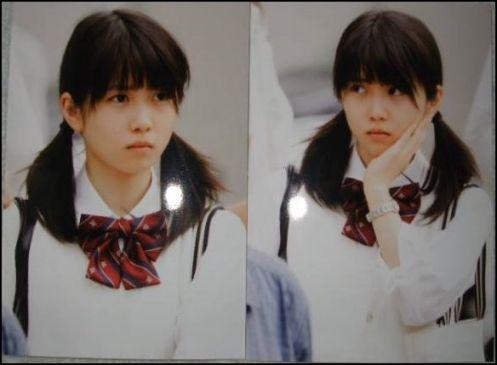 志田未来の高校時代