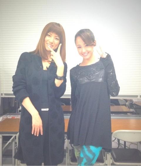 hitomiのドラマ「ファーストクラス」での画像1