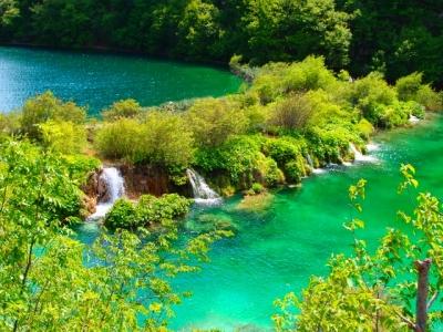 プリトヴィツェ国立公園(クロアチアツアー)