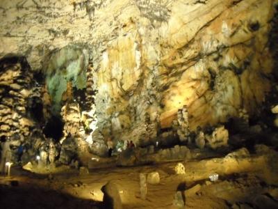 アグレテク鍾乳洞(ハンガリー)