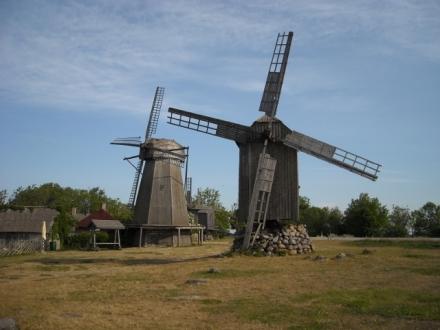 サーレマー島(エストニア)