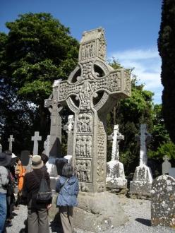 美しいケルト十字/モナスタボイス(アイルランド)