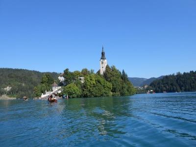 ブレッド湖(スロヴェニア)