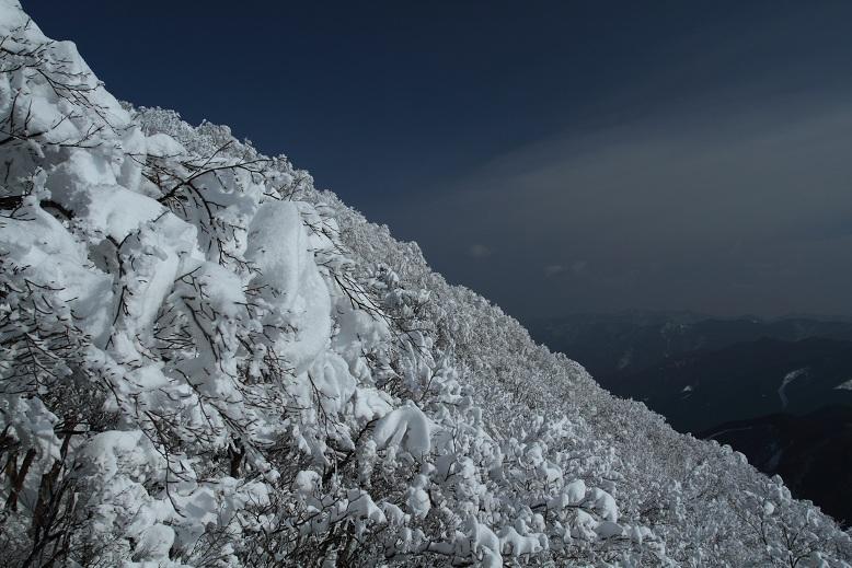 高見山にて、10