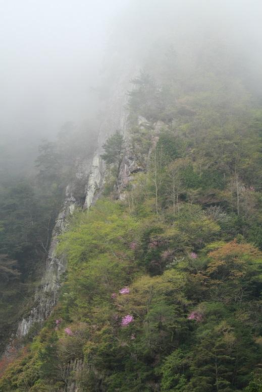 香落渓、3