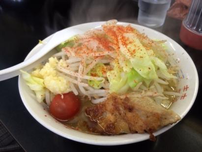 鶏郎(普通、にんにく、とうがらし)
