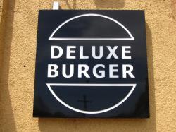 旧駅舎を利用したお店 / Arsaga's Depot & Deluxe Burger-8, 2014-4-25
