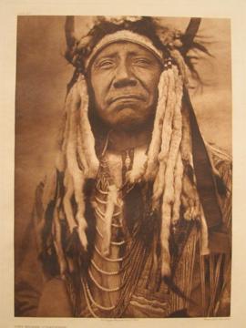 ネイティヴアメリカンの結婚衣装 / Museum of Native American History-13, 2014-4-22