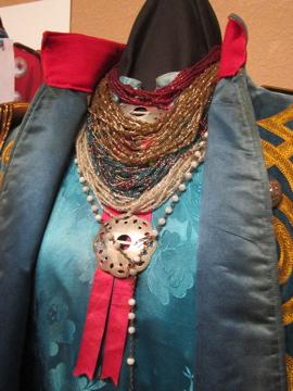 ネイティヴアメリカンの結婚衣装 / Museum of Native American History-9, 2014-4-22