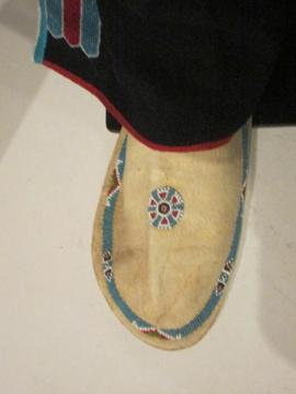 ネイティヴアメリカンの結婚衣装 / Museum of Native American History-12, 2014-4-22