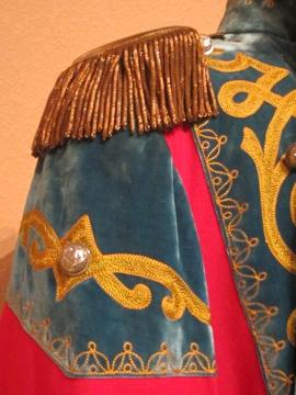 ネイティヴアメリカンの結婚衣装 / Museum of Native American History-10, 2014-4-22
