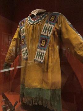 ネイティヴアメリカンの結婚衣装 / Museum of Native American History-15, 2014-4-22