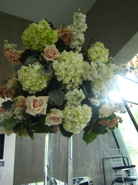 クリスタルブリッジズで結婚式?-1, 2014-5-27