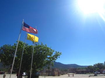 Taos Pueblo / 世界遺産 タオスプエブロ-1, 2014-6-17