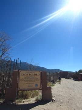 Taos Pueblo / 世界遺産 タオスプエブロ-2, 2014-6-17