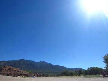 Taos Pueblo / 世界遺産 タオスプエブロ-3, 2014-6-17