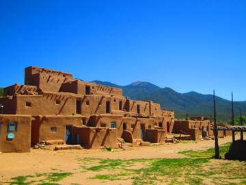 Taos Pueblo / 世界遺産 タオスプエブロ-8, 2014-6-17