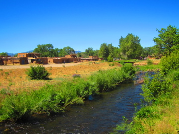 Taos Pueblo / 世界遺産 タオスプエブロ-12, 2014-6-17