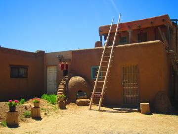 Taos Pueblo / 世界遺産 タオスプエブロ-18, 2014-6-17