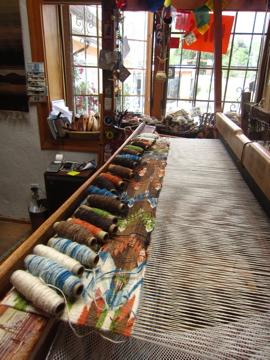 Chimayoの織物-5, 2014-6-27