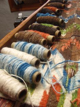 Chimayoの織物-4, 2014-6-27