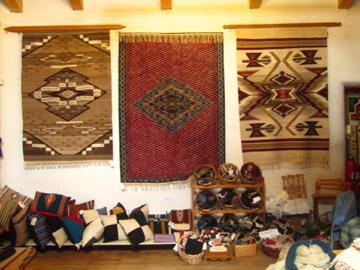 Chimayoの織物-3, 2014-6-27