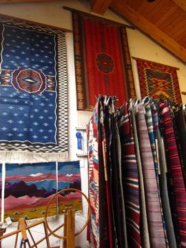 Chimayoの織物-2, 2014-6-27