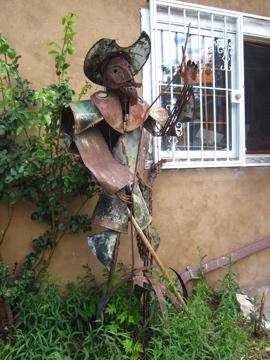 Chimayoの織物-1, 2014-6-27