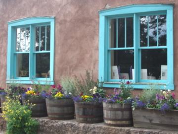 ギャラリー通り / Canyon Road-5, 2014-6-26