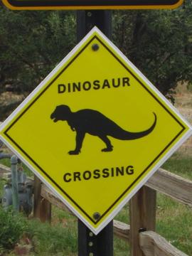 ニューメキシコで見付けた???な道路標識-1, 2014-6-25