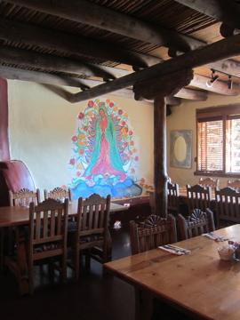 タオスのメキシコ料理店 / Ranchos Plaza Grill-4, 2014-6-28