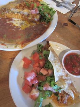 タオスのメキシコ料理店 / Ranchos Plaza Grill-5, 2014-6-28