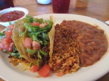 タオスのメキシコ料理店 / Ranchos Plaza Grill-6, 2014-6-28