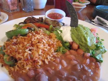 タオスのメキシコ料理店 / Ranchos Plaza Grill-7, 2014-6-28