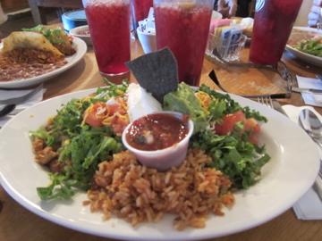 タオスのメキシコ料理店 / Ranchos Plaza Grill-8, 2014-6-28