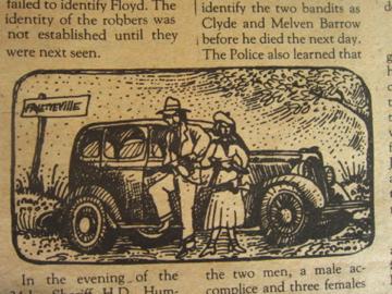 あるギャングが居たところ / Bonnie & Clyde-6, 2014-5-23