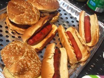 BBQピクニック&サプライズ!-12, 2014-8-24
