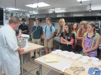 美味しい授業 / Molecular Gastronomy -9, 2014-8-28