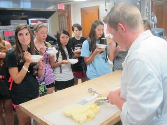 美味しい授業 / Molecular Gastronomy -15, 2014-8-28