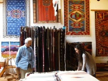 Chimayoの織物-7, 2014-6-27