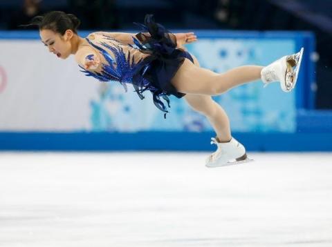浅田真央 ソチ5輪 フィギアスケート