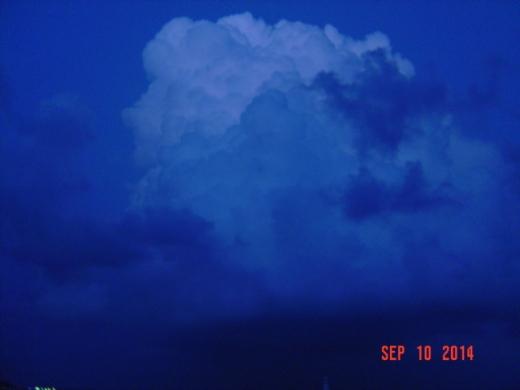 雷雲だー6