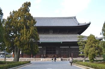 東福寺・仏殿