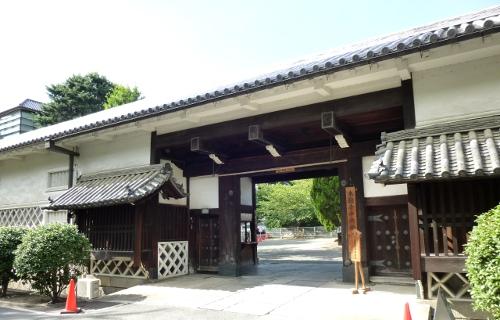 西本願寺台所門