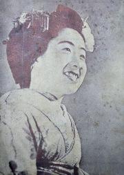 舞妓(「京都」より)