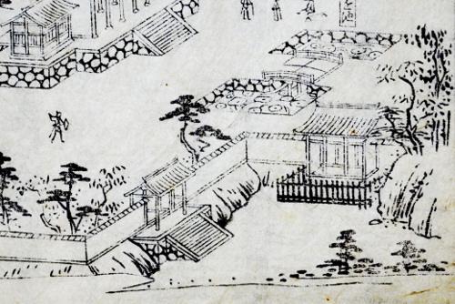 「都名所図会」より東福寺