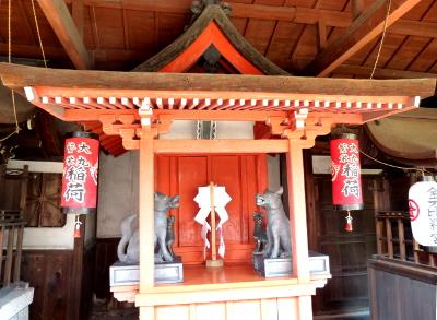 瀧尾神社 稲荷社